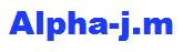 Logo Alpha jm