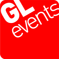 Logo GL EVENTS AUDIOVISUAL