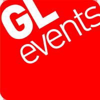 Logo Gl events audiovisual