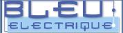 Logo BLEU ELECTRIQUE