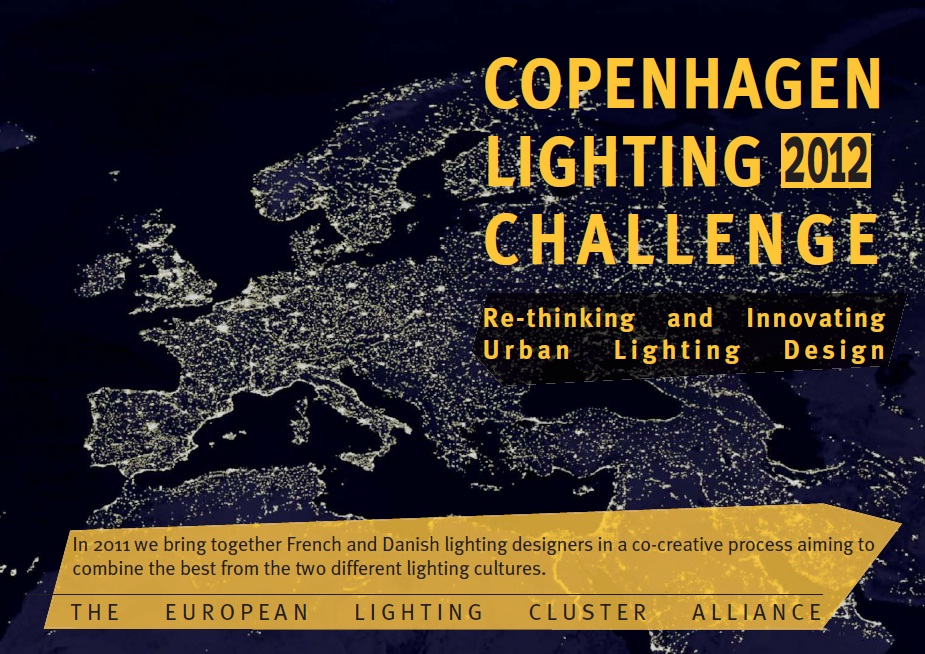 Lighting Challenge in Copenhaguen