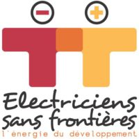 Logo ÉLECTRICIENS SANS FRONTIÈRES