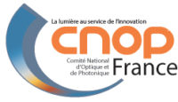 Logo CNOP – Comité National d'Optique et Photonique