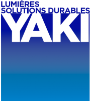 Logo YAKI LUMIERES SOLUTIONS DURABLES