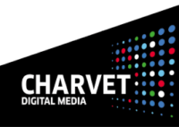 Logo CHARVET DIGITAL MEDIA